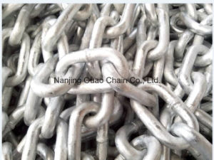 DIN766 Hot-DIP Galvanizing Link Chain