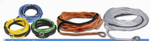 Sk75 Synthetic Winch Rope pictures & photos