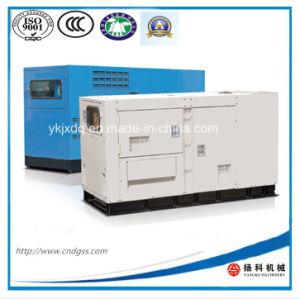 Doosan Engine 80kw/100kVA Generator Set/Silent Diesel Generator pictures & photos
