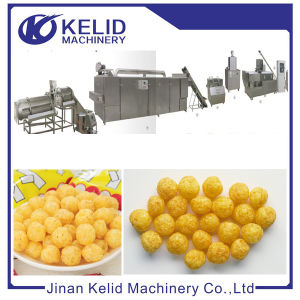 Popular Cheese Corn Puffs Extruder pictures & photos