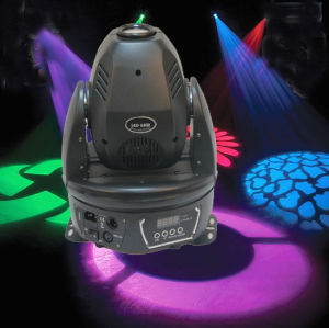 60W LED Moving Head Spot Light for Stage DJ Club pictures & photos