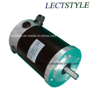 Brush DC Motor for Electric Wheelchairs pictures & photos