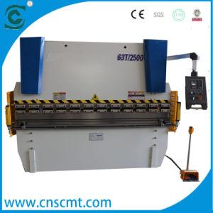 CNC Hydraulic Press Brake 125t Metal Plate Bending Machine 4m