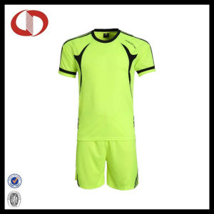 Best Sale Cheap Man Football Soccer Jersey Uniforms pictures & photos