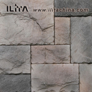 Cultured Stone Artificial Castle Stone Wall Panel (30018)