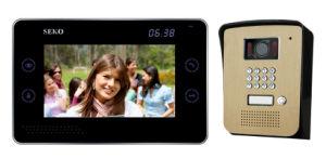 8 Inch Hands Free 4 Wires Color Video Door Phone pictures & photos