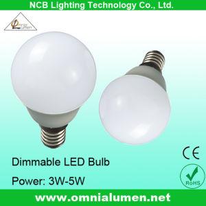 E14/E27 LED Candle Bulb Light (OLCE14B3W)