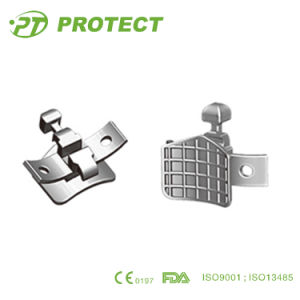 China Manufacturing Orthodontic Alexander Brackets with Hooks pictures & photos