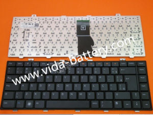 Laptop Keyboard for DELL L401X/Studio 14/1450/L501X P03G/1457/1458/1569 Br pictures & photos