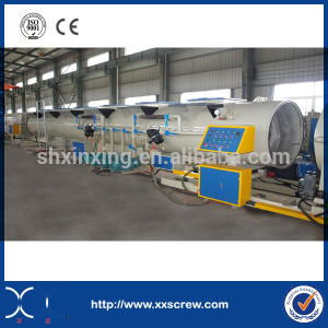 Plastic HDPE Pipe Extrusion Machine pictures & photos