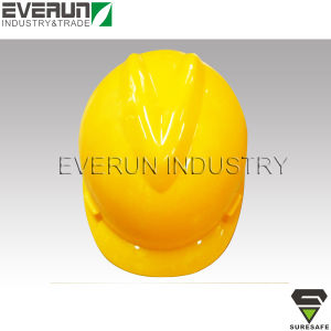 ER9102 CE EN397 ABS V-Guard Industrial Safety Helmet Construction helmet pictures & photos