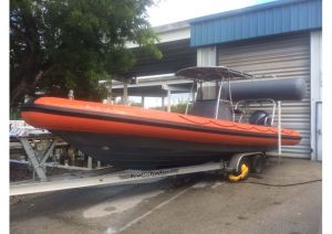 Aqualand 30feet 9m Rigid Inflatable Boat/Military Assault Patrol/Rib Motor Boat (RIB900B) pictures & photos