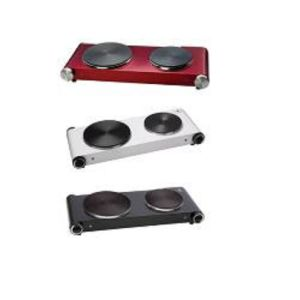 Made in China High Quality Portable Double Solid Hot Plate pictures & photos
