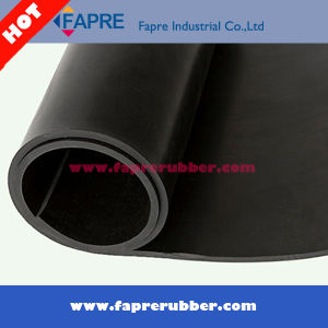 Industrial CR Rubber Sheet. /Neoprene Rubber Sheet in Roll. pictures & photos