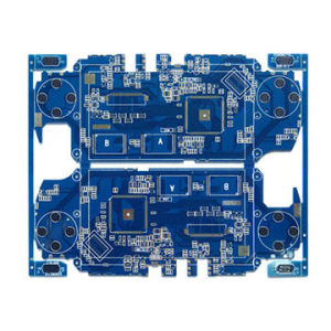 Double Sided Stereo System PCB Circuit with High Quality