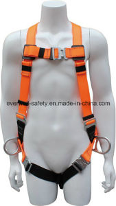 Full Body Harness with Five-Point Fixed Mode (EW0201BH)