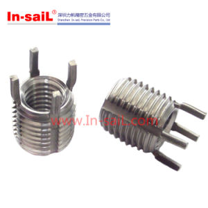 K-Locking Model Self-Tapping Threaded Insert pictures & photos