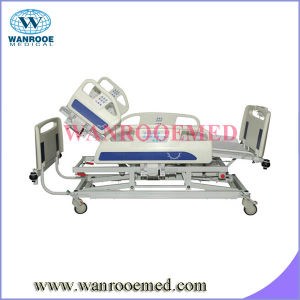Affordable Electric Hospital Bed with Remote Control pictures & photos