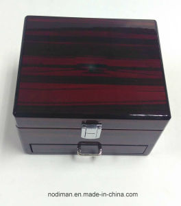 High Glossy Watch Drawer Wooden Box pictures & photos