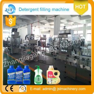 Wash Soap Detergent Liquid Soap Filling Making Machine pictures & photos