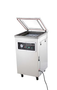 Stand Type All Kinds of Vacuum Sealer Packing Machine pictures & photos