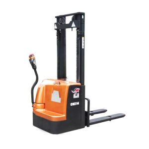 Electric Power Pallet Truck and Electric Stacker (CDD14) pictures & photos