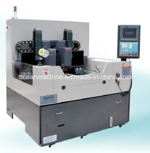 Ogs Glass Plate Cover Grinding CNC Machine with CCD