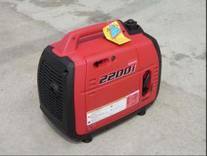 2kVA Portable Gasoline Inverter Generator Silent Gasoline Generator
