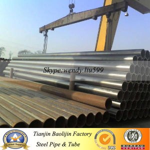 ASTM 252 Spiral Carbon Steel Pipe for Structure pictures & photos