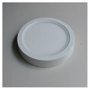 3.9USD 12W Round Surface Mounted Nature White LED Panel Light
