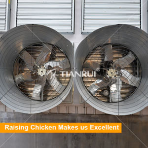 Tianrui Automatic Chicken House Poultry Farm Environment Controller System pictures & photos