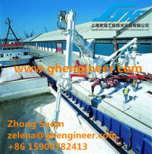 Coal Sand and Cement Discharge Crane pictures & photos