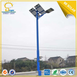 Aluminum Lamp Body Material 8m Pole 60W LED Solar Street Lights pictures & photos