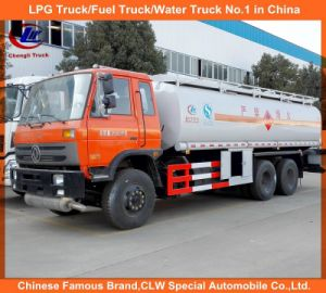 Dong Feng 6X4 20cbm LPG Bobtail Truck for Africa pictures & photos