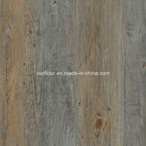 High Waterproof WPC Vinyl Flooring Planks (OF-136-1) pictures & photos
