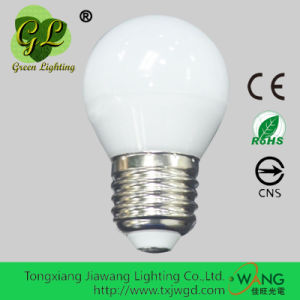 3W G45 Ultrasonic LED Lamp with CE RoHS