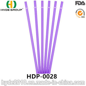 Wholesale Disposable Hard Plastic Drinking Straw (HDP-0028) pictures & photos