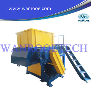 Rubber Single Shaft Shredder Machine pictures & photos