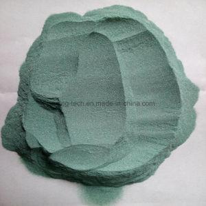 High Purity Special Ceramic Green Silicon Carbide Powder pictures & photos