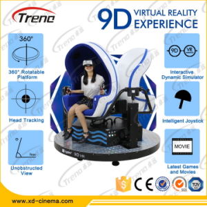 2015 Newest Product 9d Virtual Reality Glasses Electric Motion Platform 9d Vr Mini Cinema Simulator with Oculus Rift pictures & photos
