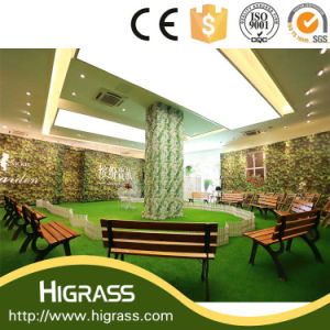 High Quality Garden Landscaping Artificial Turf Price Good pictures & photos