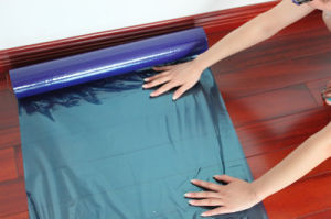 Floor Surface PE Protective Film pictures & photos