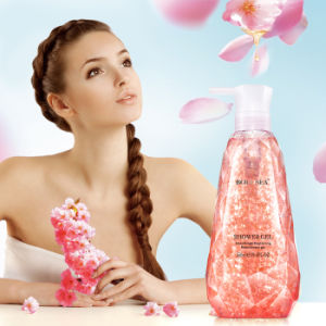 Bolosea Blossom Refreshing Hydrating Cherry Shower Gel pictures & photos