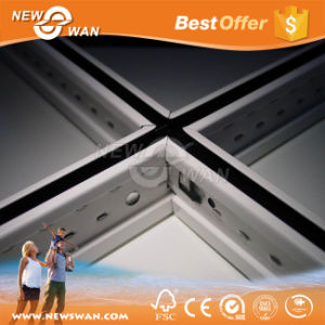 Groove Steel Ceiling T Grid (T-Bar) Price pictures & photos