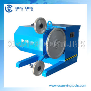 Quarry Diamond Wire Rope Saw for Rock Cutting pictures & photos