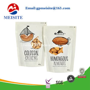 Top Zip Plastic Bag/Round Bottom Plastic Food Packaging Bag/ pictures & photos