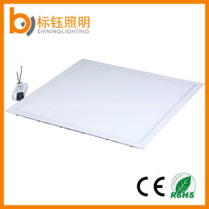 48W Ultra Slim Square 600*600mm Factory Ce RoHS Approved Flush-Mounted LED Panel Ceiling Light pictures & photos