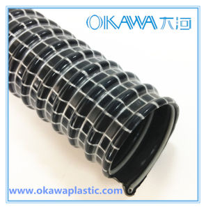 PVC Vacuum Cleaner Hose with Steel Wire Inner pictures & photos