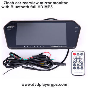 Full HD LCD Car Rearview Monitor Mirror pictures & photos