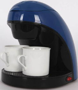 Hot Two Cup Drip Coffee Maker with ETL Approval pictures & photos